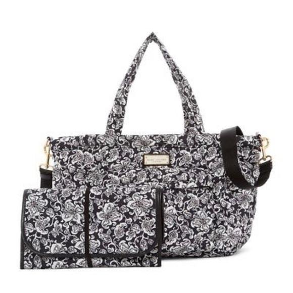 5a078ef43c48 Marc Jacobs Nylon Knot Diaper Bag BRAND NEW